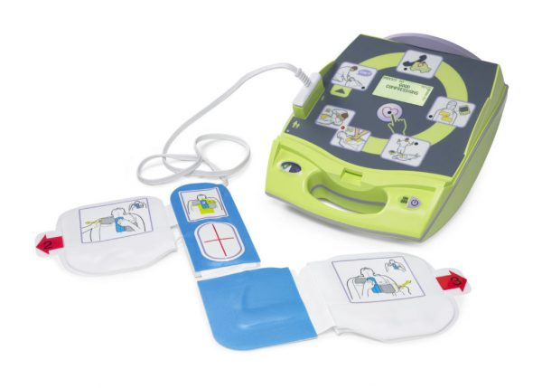 Zoll AED Plus - Southeastern Biomedical