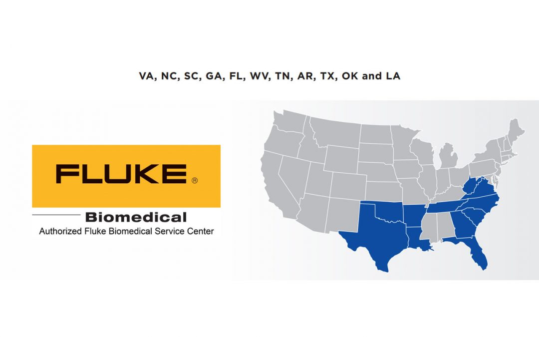 Southeastern Biomedical Associates Inc. is an Authorized Fluke Biomedical Service Center